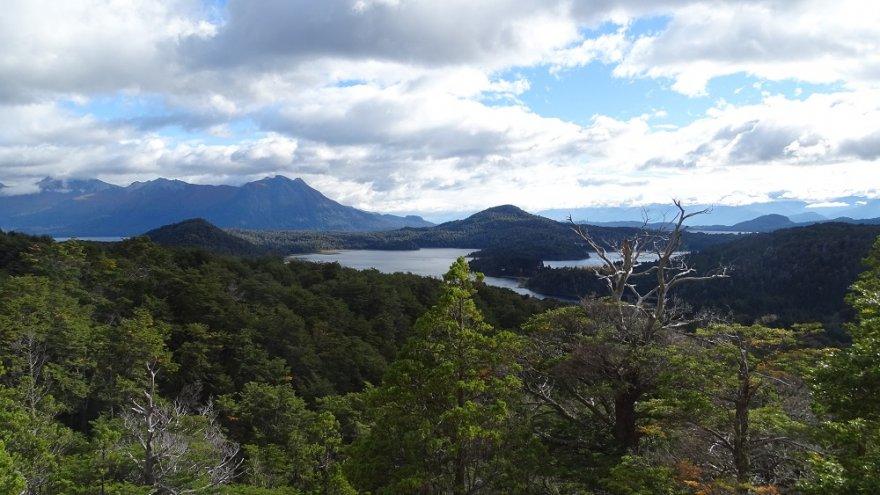Nationalpark Nahuel Huapi See Argentinien Patagonien