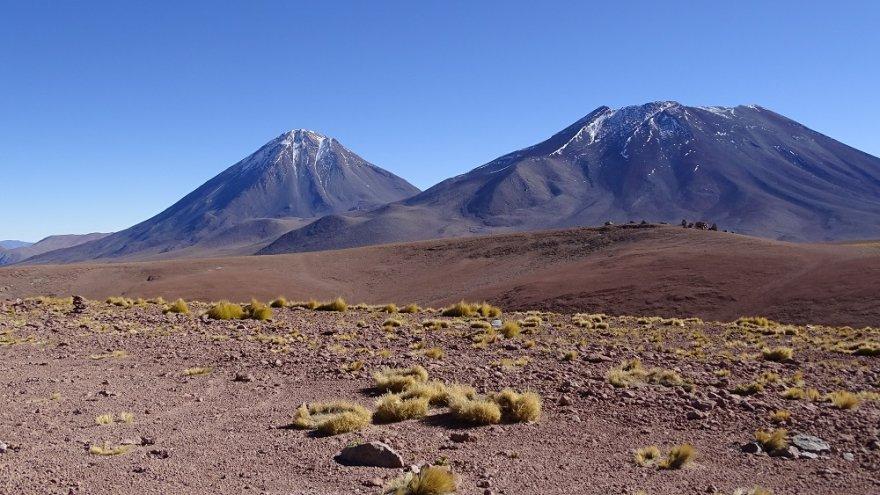 Vulkan Licancabur chile atacama