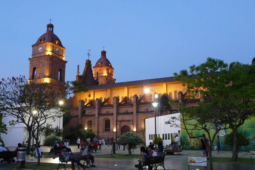 Bolivien Santa Cruz de la Sierra Kathedrale