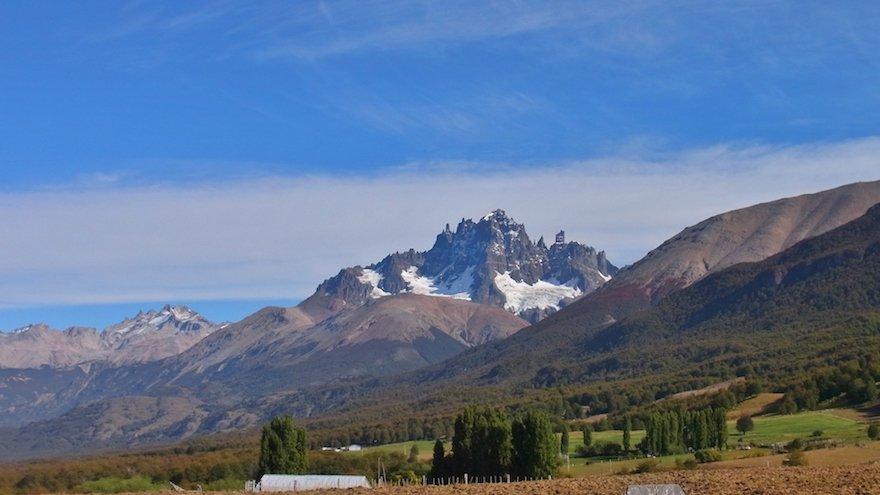 Cerro Castillo Carretera Austral Patagonien Chile