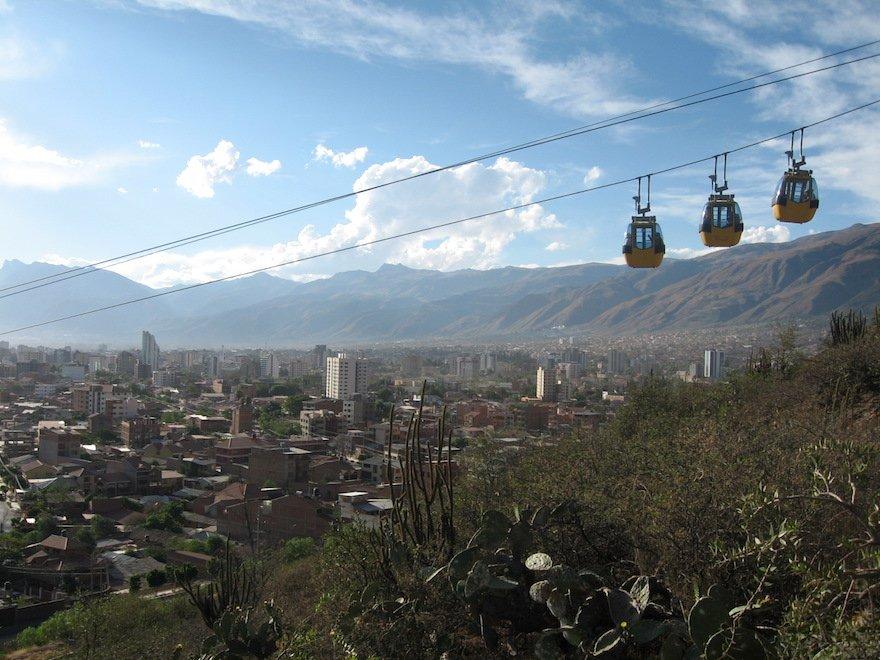 Bolivien Cochabamba