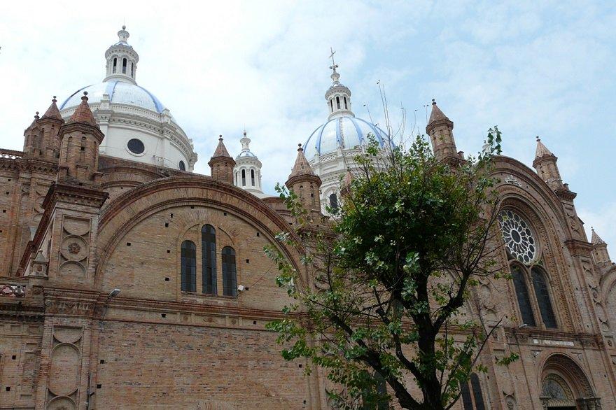 Ecuador Cuenca Kathedrale