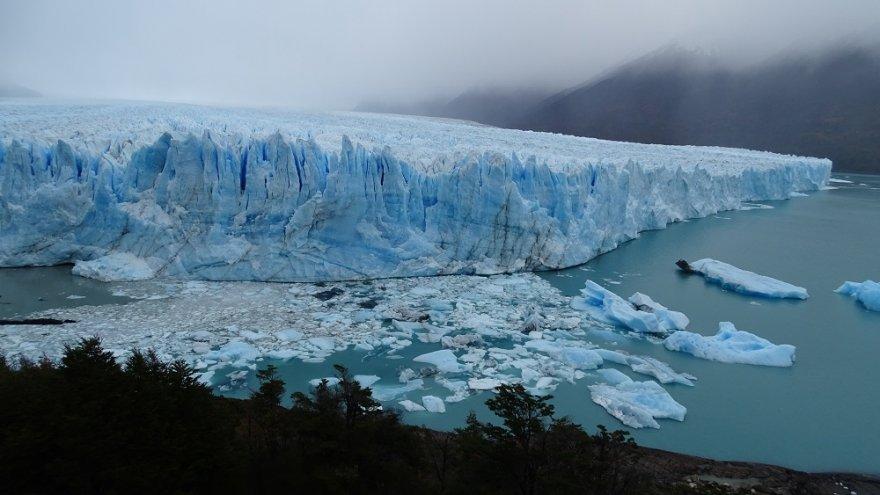 Perito Moreno Gletscher Los Glaciares Nationalpark Argentinien Patagonien