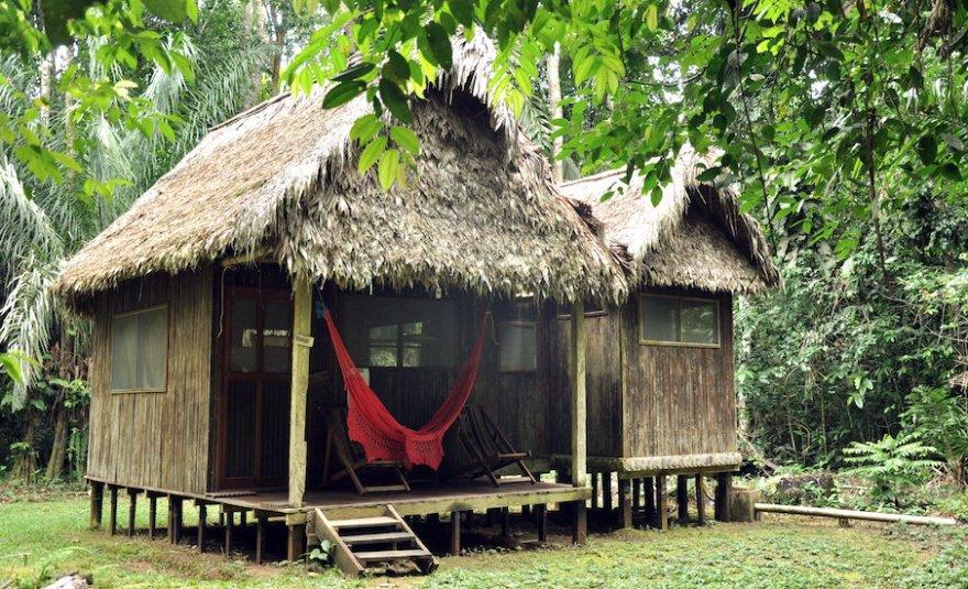 Bolivien Amazonas Madidi Nationalpark Chalalan Ecolodge