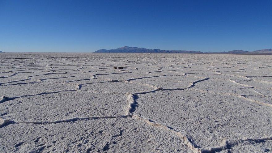 Salinas Grandes NOA Anden Argentinien
