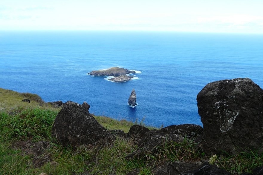 Orongo Osterinsel Chile Rapa Nui
