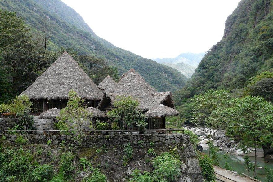 Aguas Calientes Machu Picchu Peru
