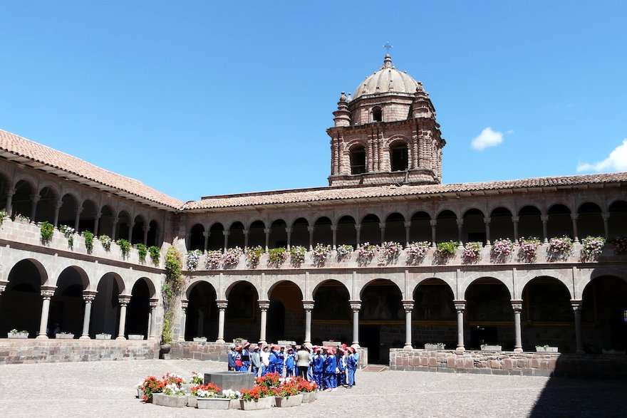 Sonnentempel Coricancha Cusco Peru
