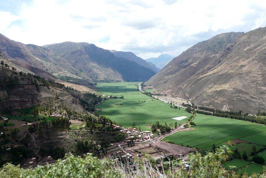 Urubamba Heiliges Tal Peru