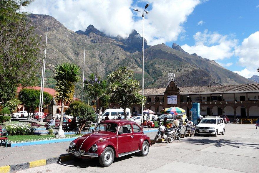 Calca Heiliges Tal Peru