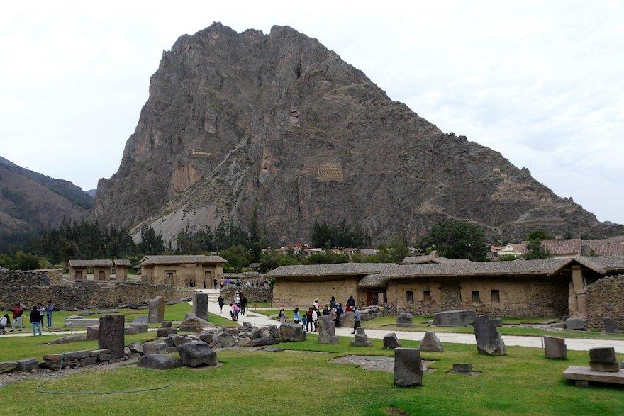 Ollantaytambo Heiliges Tal Peru