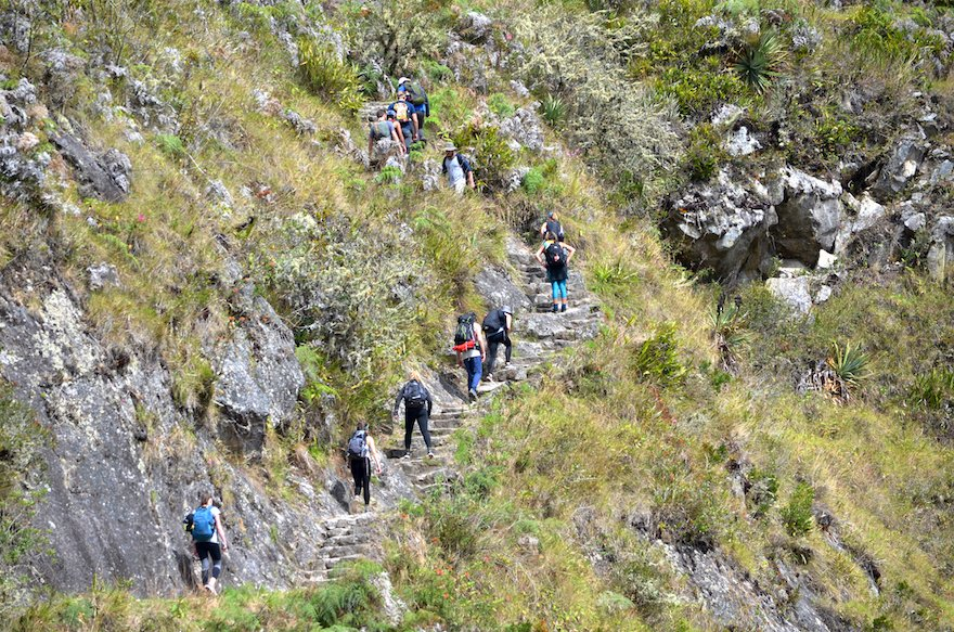 Peru Inka Trail