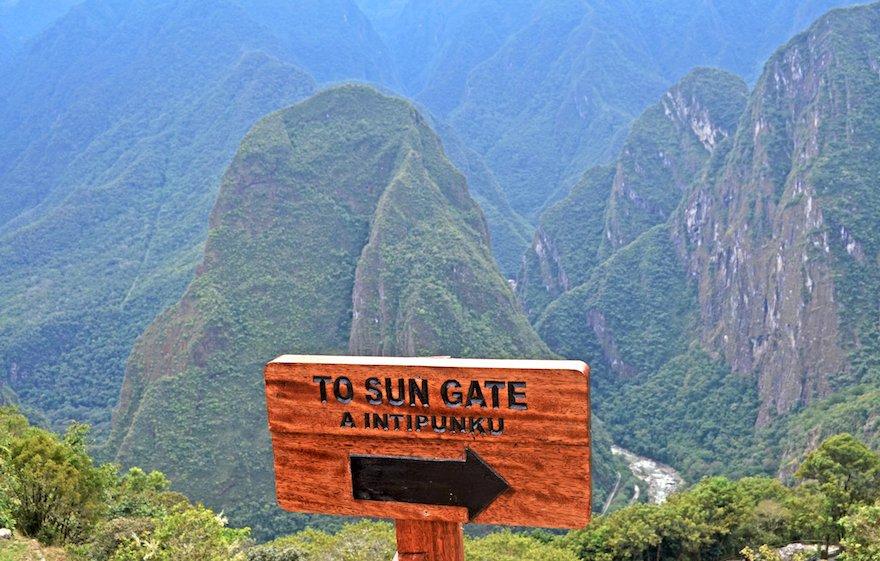 Peru Inka Trail Sonnentor
