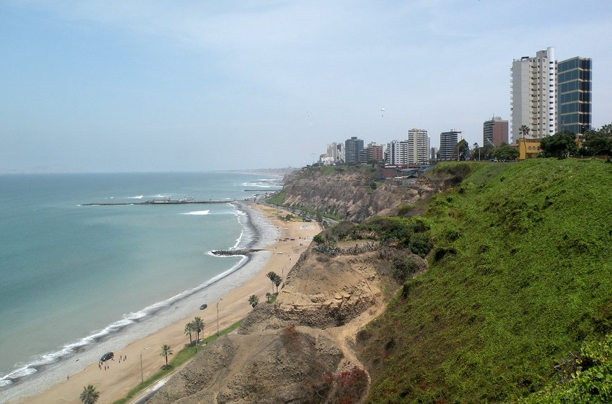 Peru Lima Miraflores