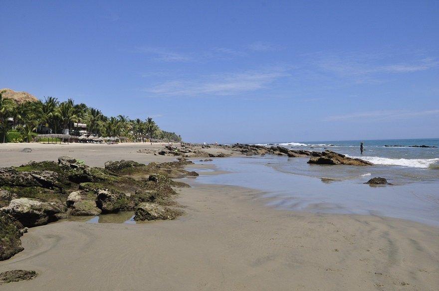 Peru Nordküste Mancora Beach Pocitas