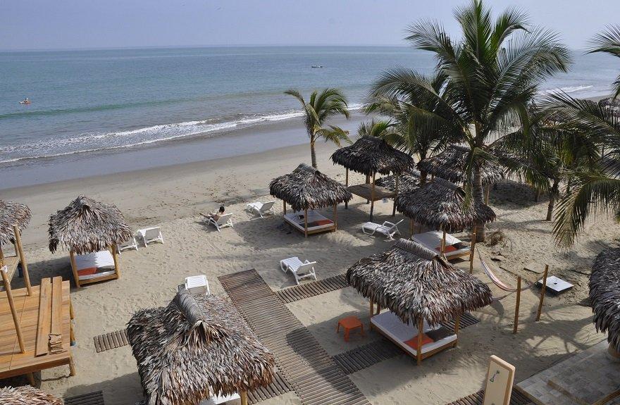 Peru Nordküste Zorrito Beach