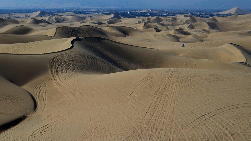 Peru Südküste Ica Huacachina