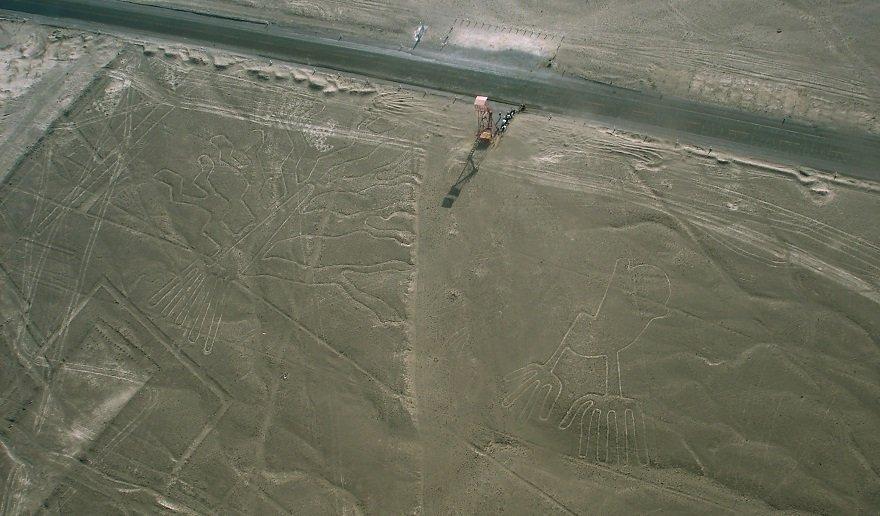 Peru Südküste Nasca Linien