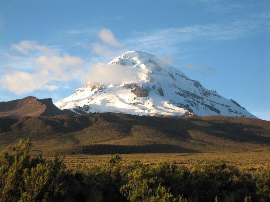 Bolivien Sajama Nationalpark Altiplano