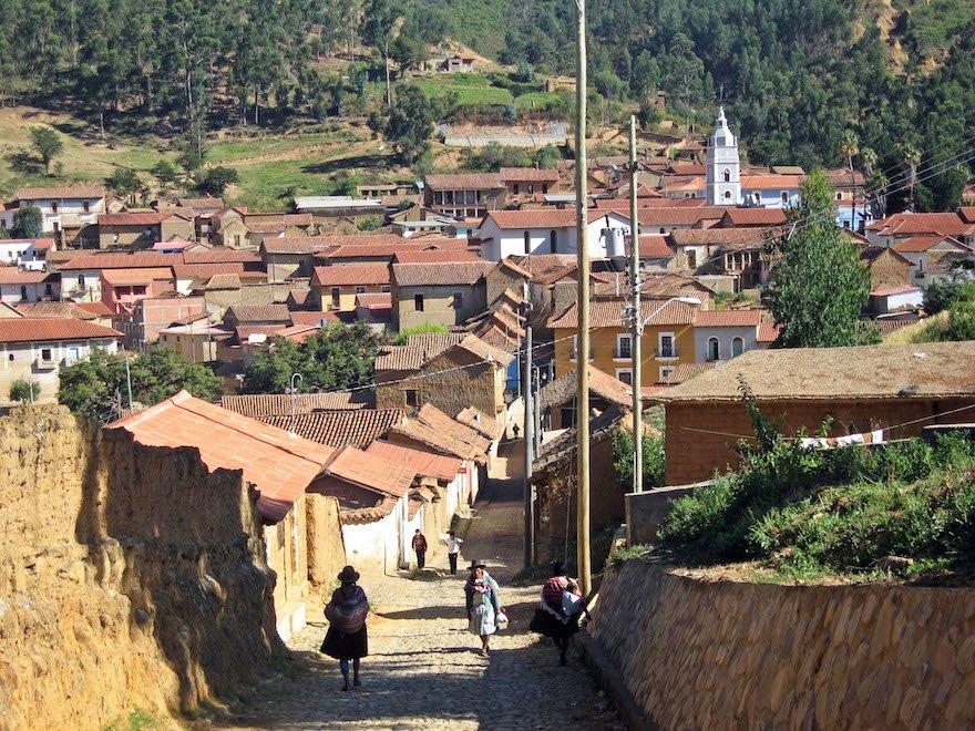 Bolivien Cochabamba Totora