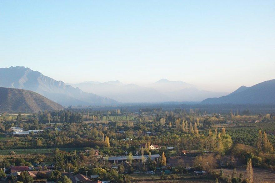 San Felipe zentralregion chile anden