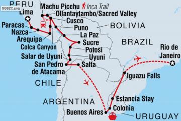 XXL - Südamerika Abenteuer