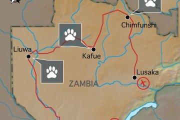 Expedition Westliches Sambia