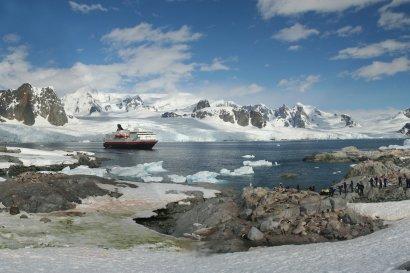 Kreuzfahrten in die Antarktis